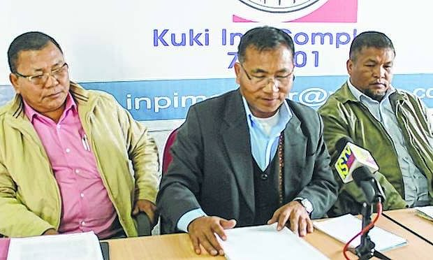 Naga talks: Kukis to hold mass rally in Manipur & Delhi on Oct 30