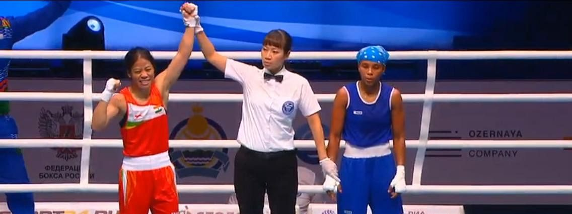 Mary Kom has dominated the medal tally of the world boxing meet with six gold medals and a silver medal since 2001