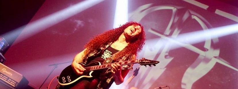 Marty Friedman has also released numerous solo albums, the first one being in 1988 titled <i>Dragon's Kiss</i>