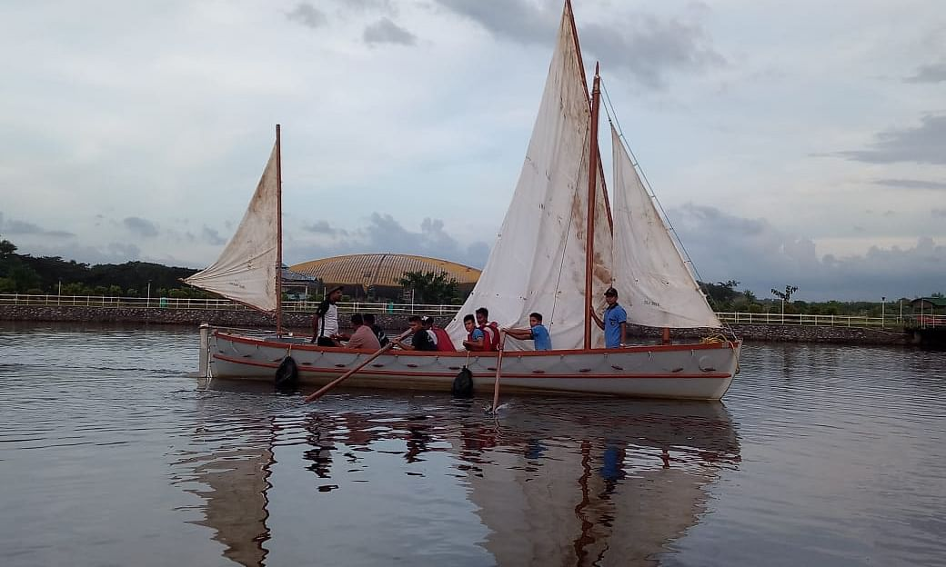 NCC cadets all set for 1st-ever sailing expedition on Brahmaputra