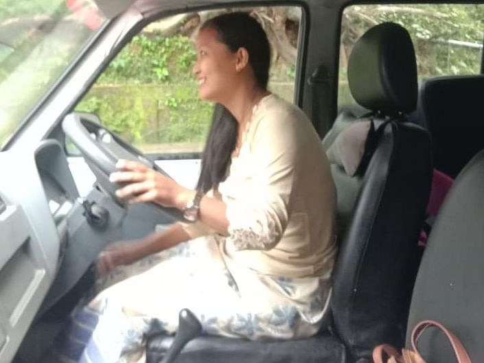 This Meghalaya doctor drove an ambulance to help pregnant woman