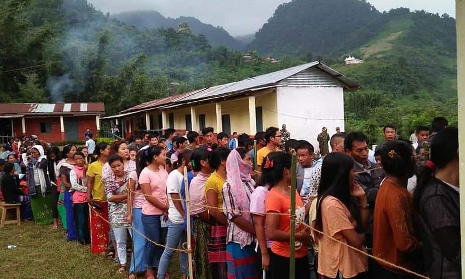 Arunachal: By-poll to Khonsa West peaceful; witnesses 89% voting