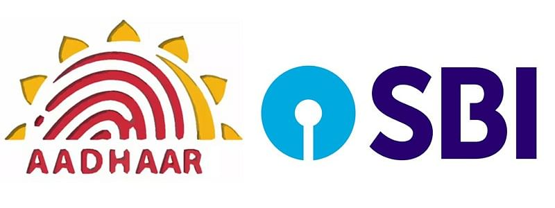 SBI has made it mandatory for every costumer to link their Aadhaar card with their existing accounts in the bank