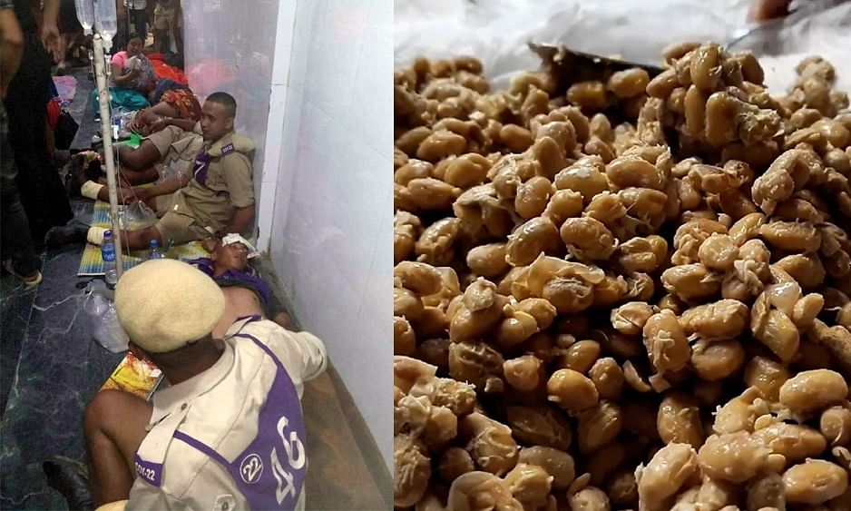 Manipur: 30 constables hospitalised after consuming 'axone'