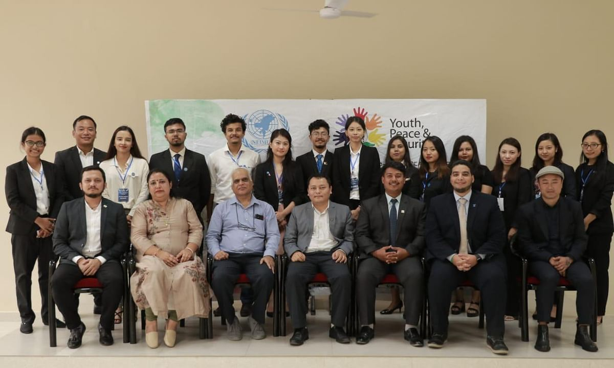 North East India International Model United Nations held in Sikkim