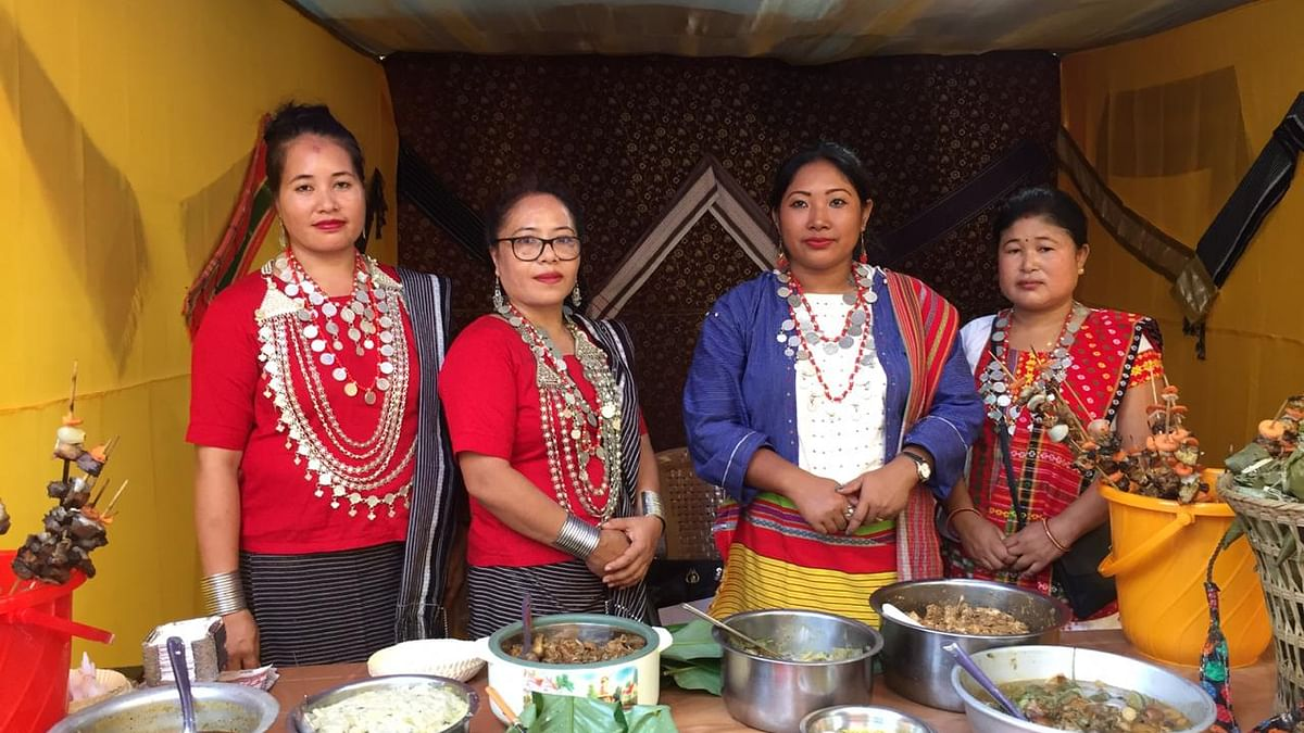 Visit Tripura now, if you want to taste mouthwatering tribal food