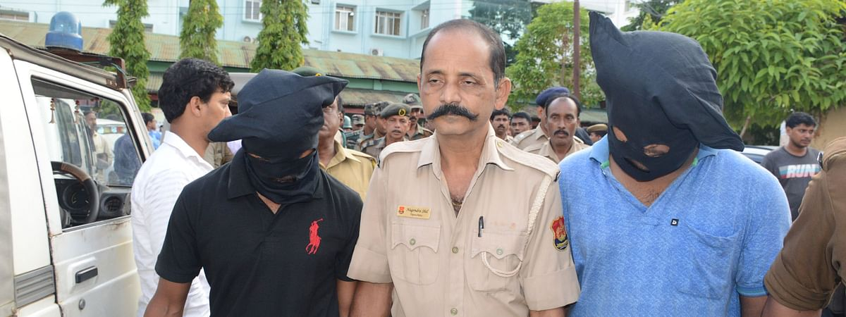 Altogether, nine persons have been arrested by the police in connection with the Narsingarh rape case