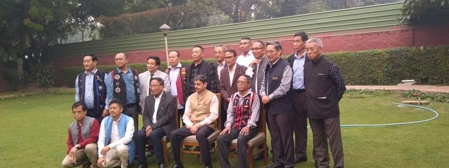 The Centre had set a deadline of October 31 to conclude the process of talks with the Naga rebel groups