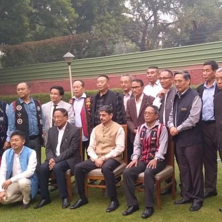 External stakeholders in Naga peace talks replete with ethnic politics