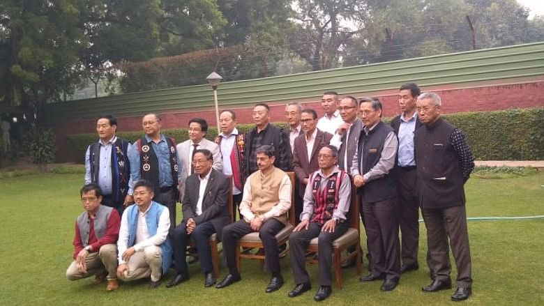 The Centre had earlier set a deadline of October 31 last year to conclude the process of talks with the Naga rebel groups