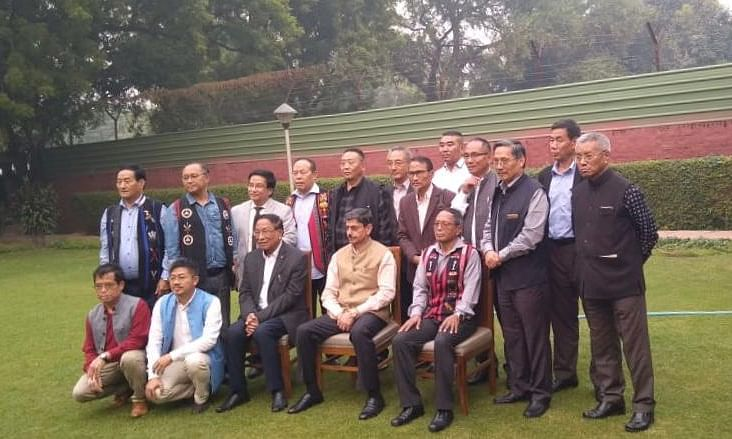 What NSCN-IM leaders told Nagaland guv RN Ravi in today's meeting