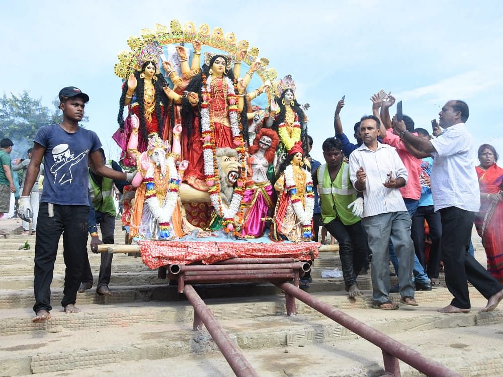 Tripura to host 'Mayer Biday' carnival during Puja idol immersion