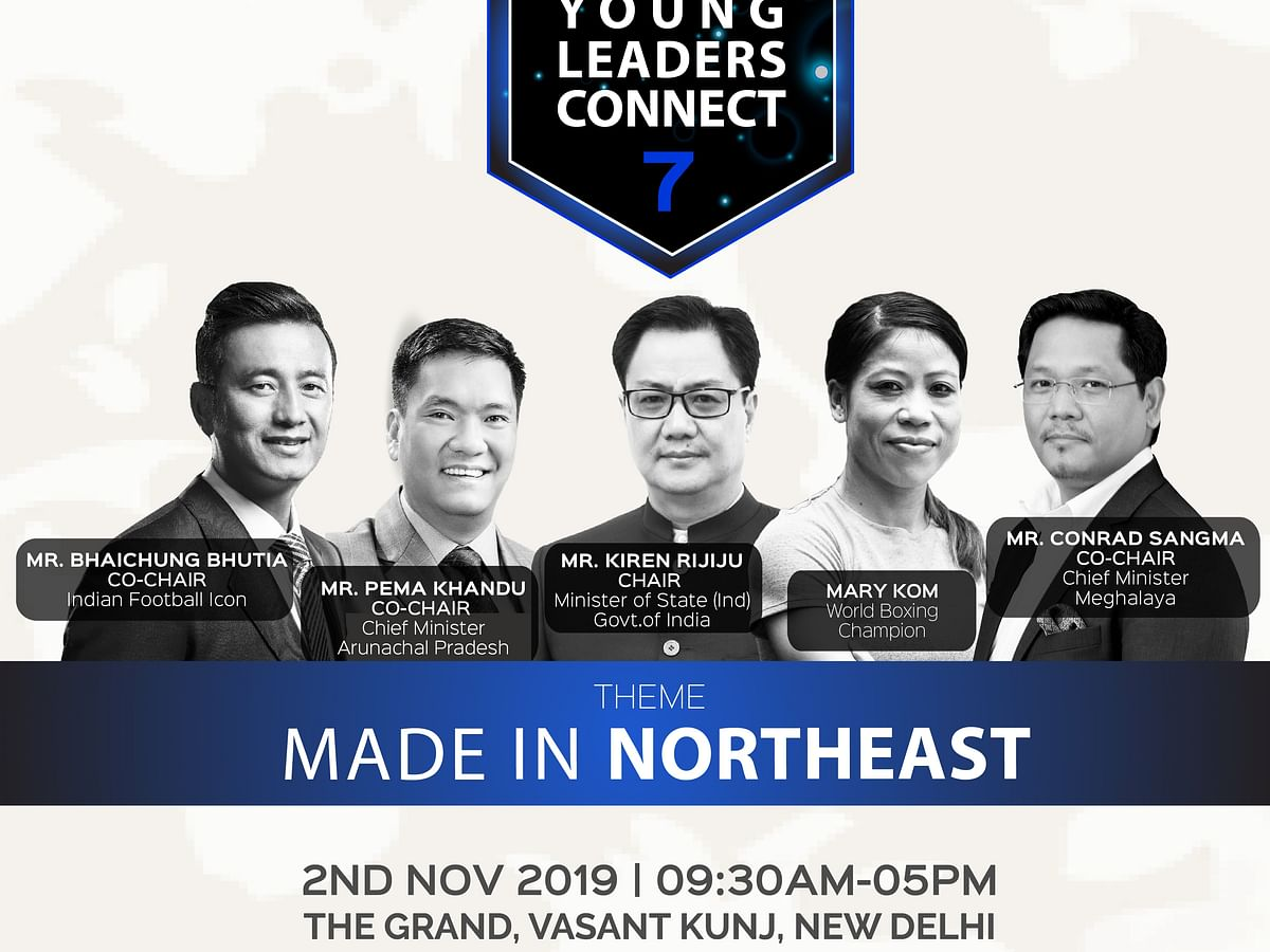 7th Young Leaders Connect to be held in New Delhi on Nov 2