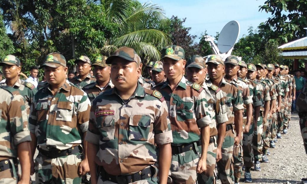 NDFB-S chief Saoraigwra in Delhi; Centre to ink common peace pact