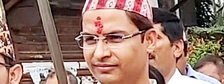 Darjeeling MP Raju Bista is a Gorkha from Manipur