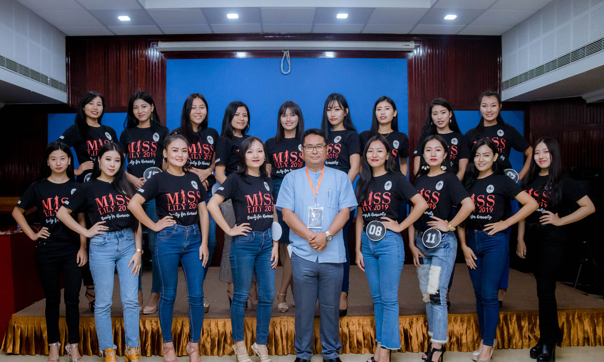 Manipur: Get up close & personal with Miss Lily 2019 contestants