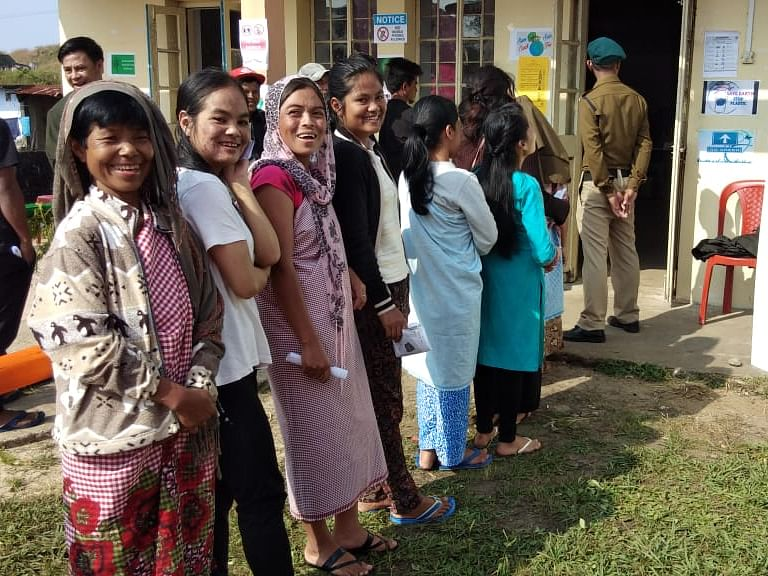 Meghalaya: Shella by-election witnesses 84.56% voter turnout