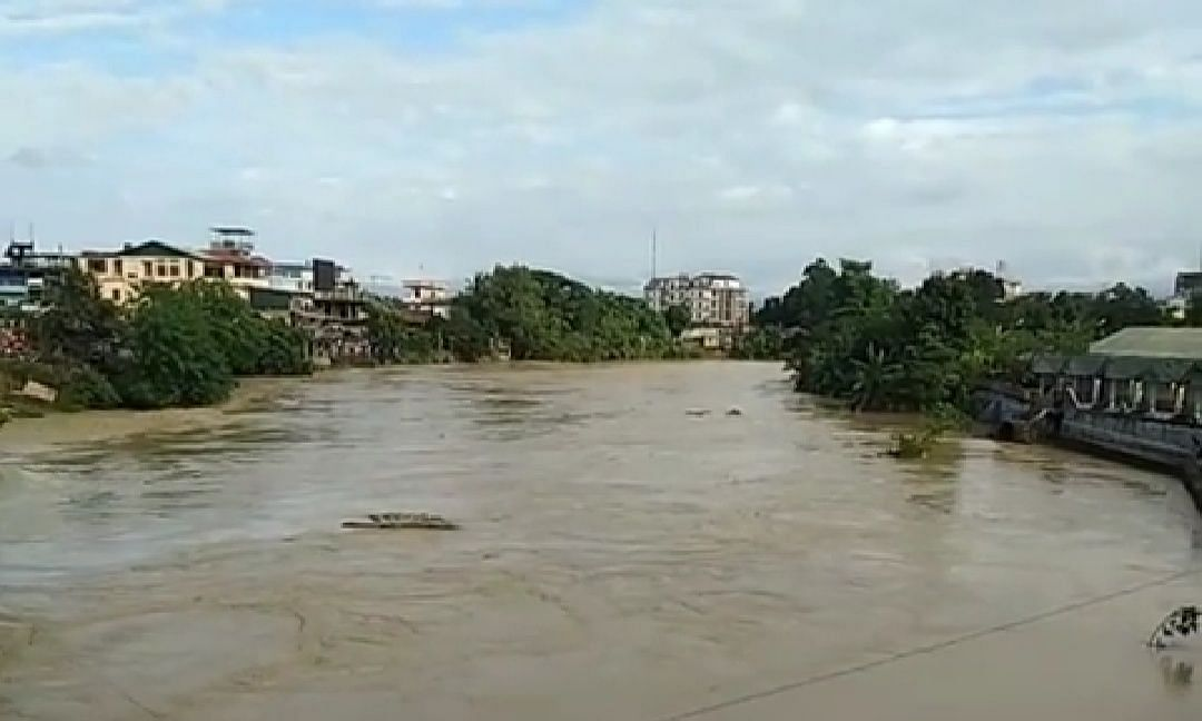 Nagaland: 2 dead in Dimapur flood, 13 villages under water