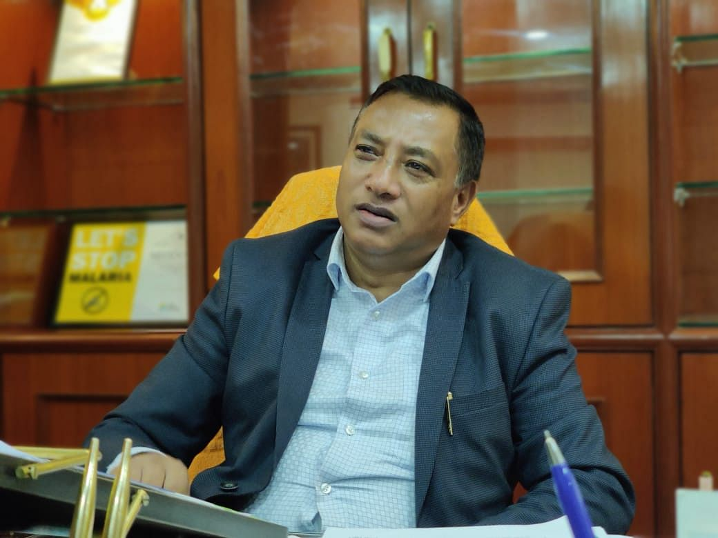 Removal of NEIGRIHMS director unanimous move:  Meghalaya minister