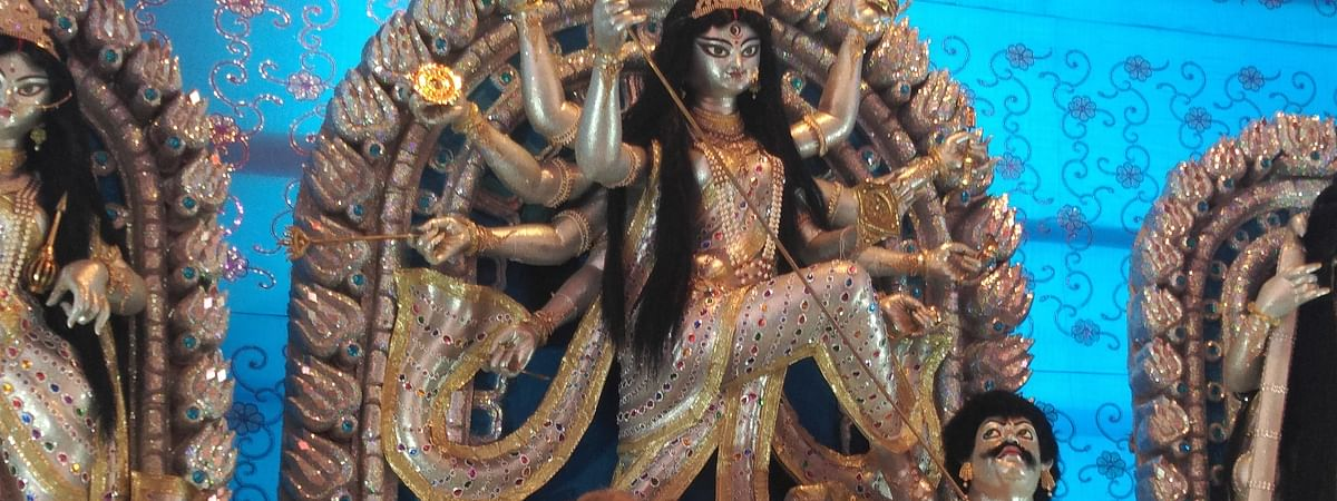 Last year Durga puja was celebrated in a total of 2,459 areas including 869 in urban bodies and 1,590 in rural areas across the state