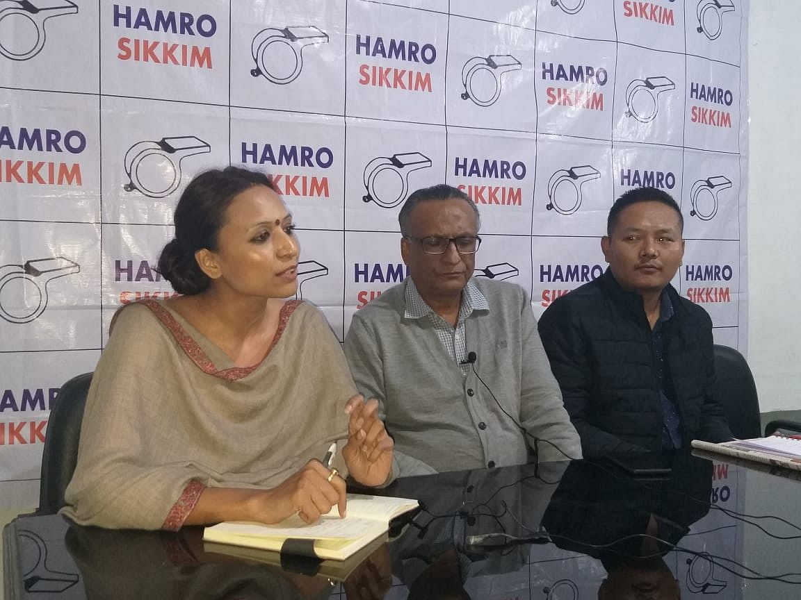 Sikkim: HSP slams BJP for 'anti-national thoughts' remark