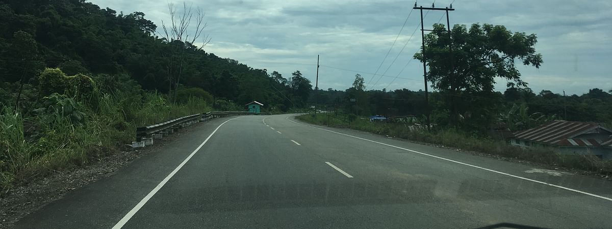 The 1,600-km-long Trans-Arunachal Highway connects Arunachal Pradesh's Tezu, Roing and Pasighat