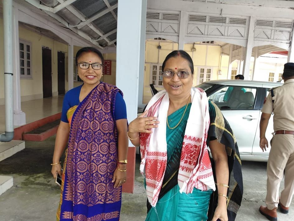 Assam  commission unhappy over increasing crimes against women