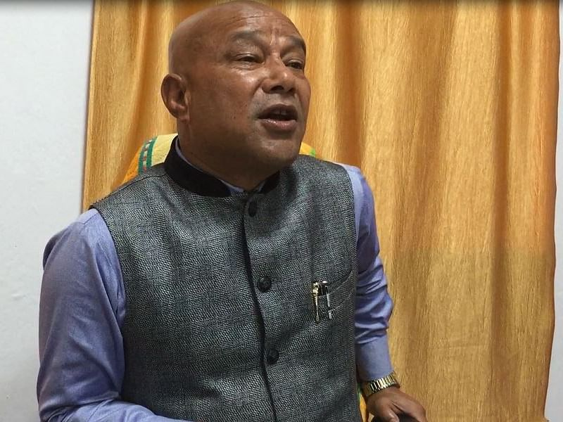 Meghalaya: War of words between BJP MLA Shullai & minister Dohling