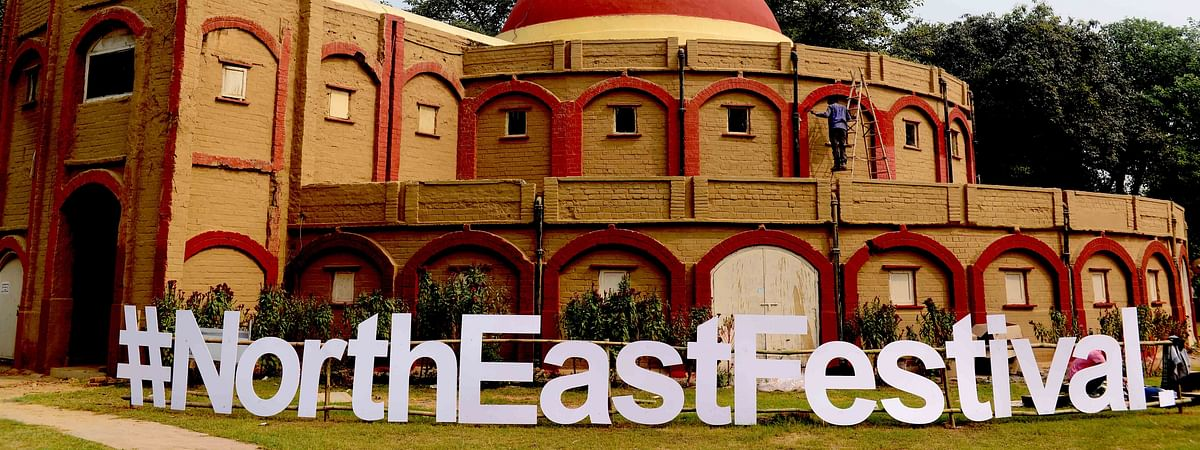 Compared to last year, the North East Festival has scaled up this year with several cultural performances lined up at IGNCA, New Delhi from Nov 8 to 10