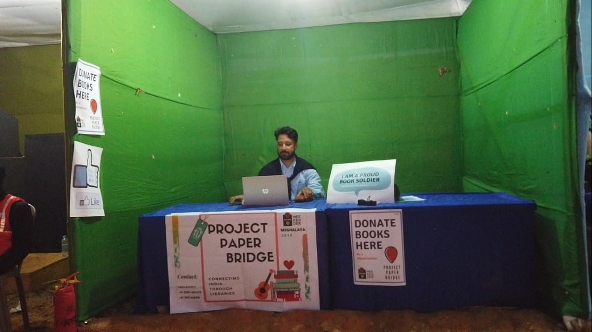 Sarvahitey, a Delhi-based NGO, has been working to set up libraries across the country through book donation