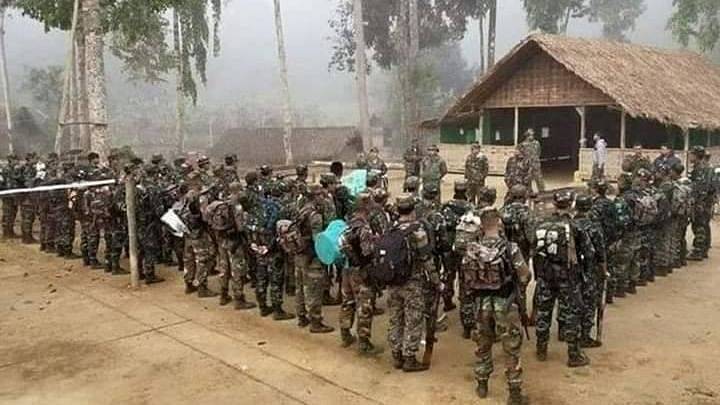 NSCN-K expels 5 top officials, including home 'kilonser' Angmai