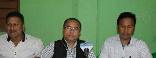A public meeting was held by the Coordination Committee on Manipur Integrity (COCOMI) against the backdrop of the ongoing Naga talks, in Imphal on Friday