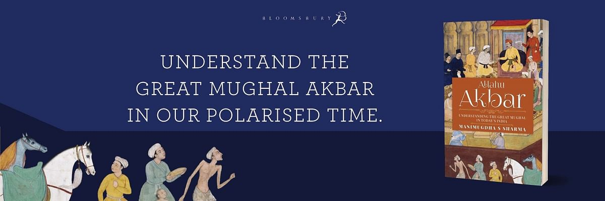 'Allahu Akbar: Understanding the Great Mughal in Today's India' was launched on the Mughal emperor birth anniversary, that is, October 15
