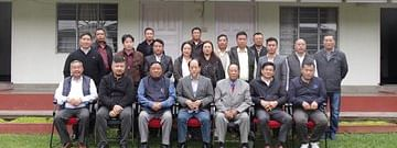 The 10 former NPF leaders who joined CM Neiphiu Rio-led NDPP in Nagaland on Monday