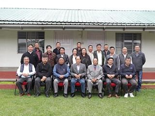 Nagaland: After resignation, 10 NPF leaders from Wokha join NDPP