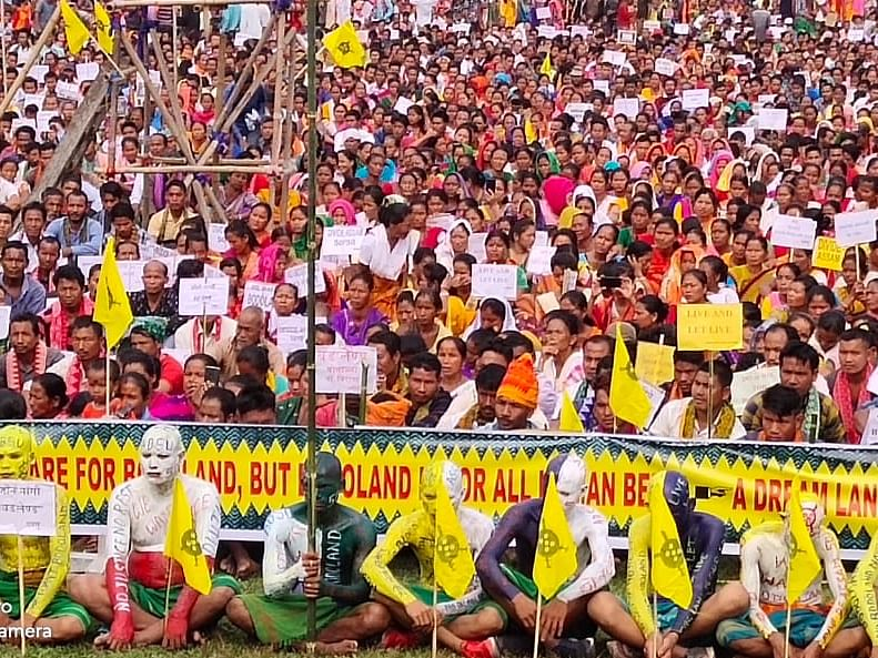 Assam: Bodo groups demand early solution to statehood issue