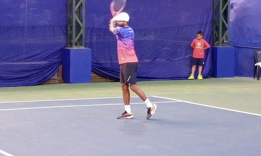 Challenger Tennis League: Meet Vishnu Vardhan, the crowd-puller