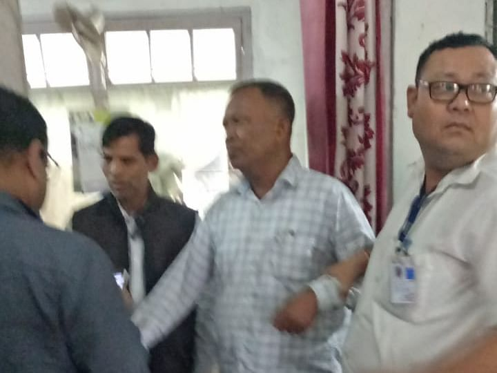 Assam: 2 PHE officials caught red-handed taking bribe of Rs 50,000
