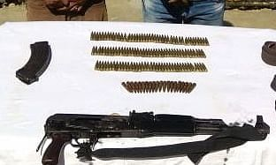 NSCN-R hideouts busted in Assam; 2 arrested, arms recovered