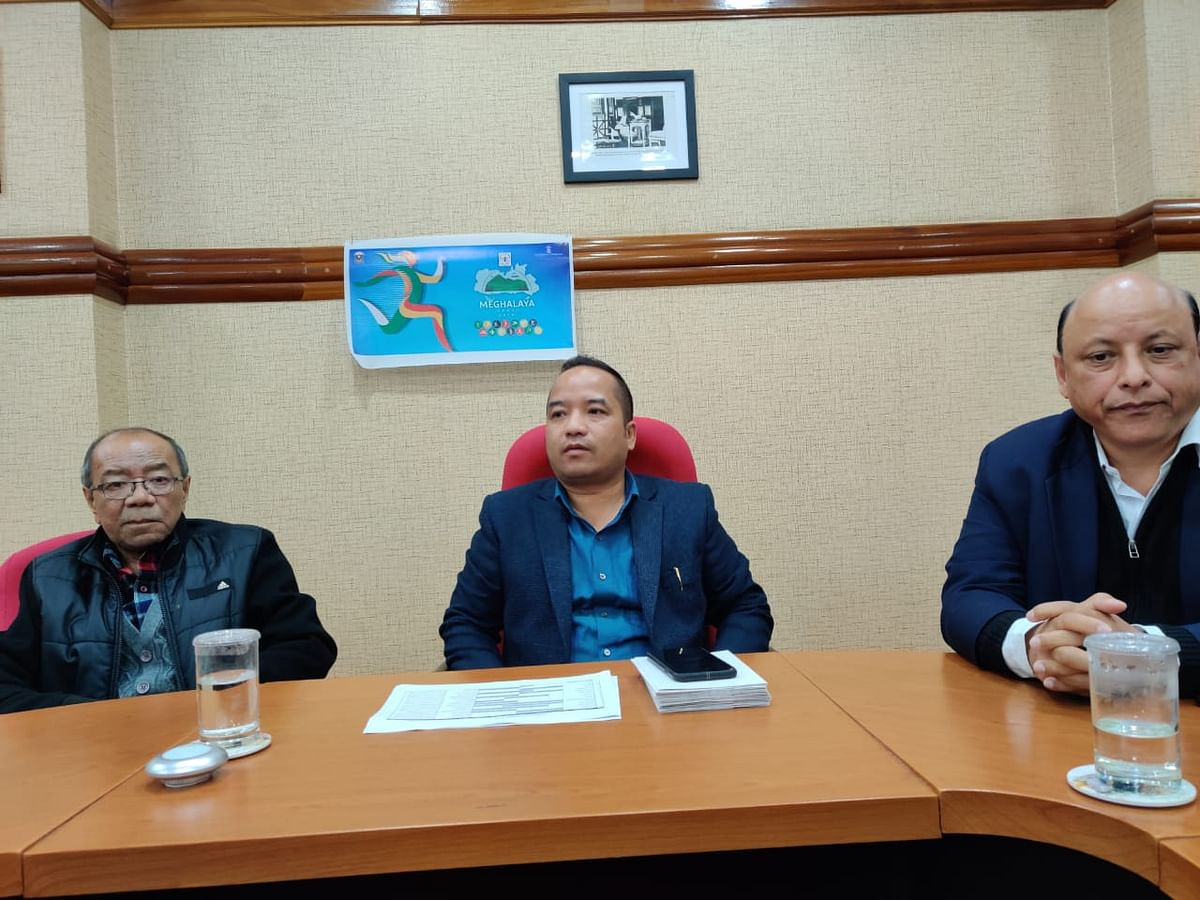 13 years on, Meghalaya Games to be held in state from Dec 16 to 21