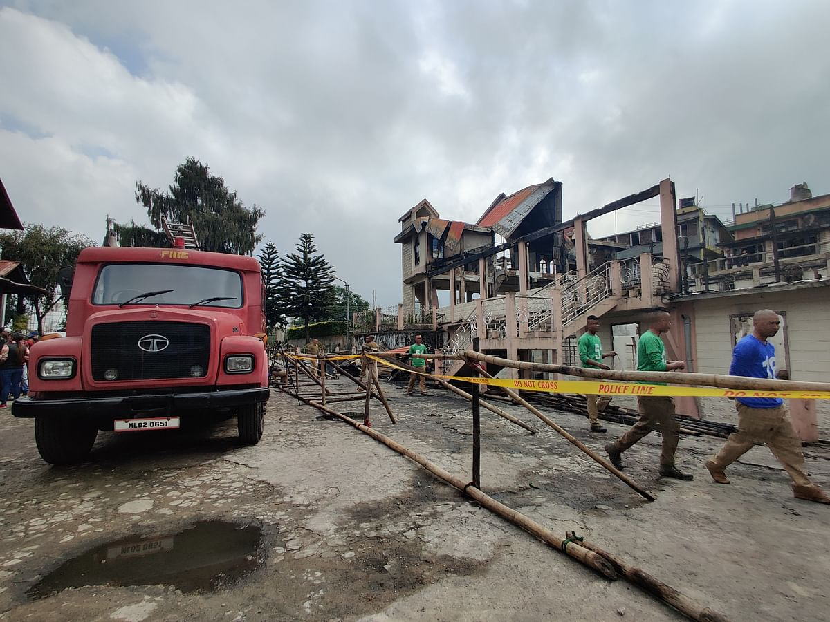 Delay in fire services led to Meghalaya church casualties: Locals