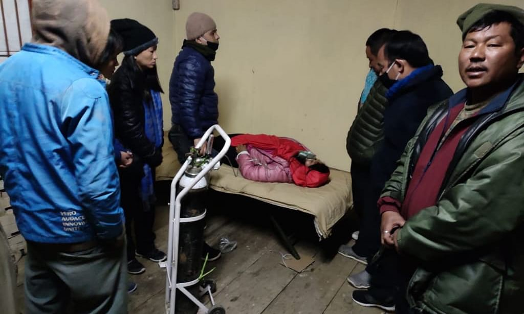 Timely aid by SSB men saves lives of 5 Bhutan tourists near Tawang