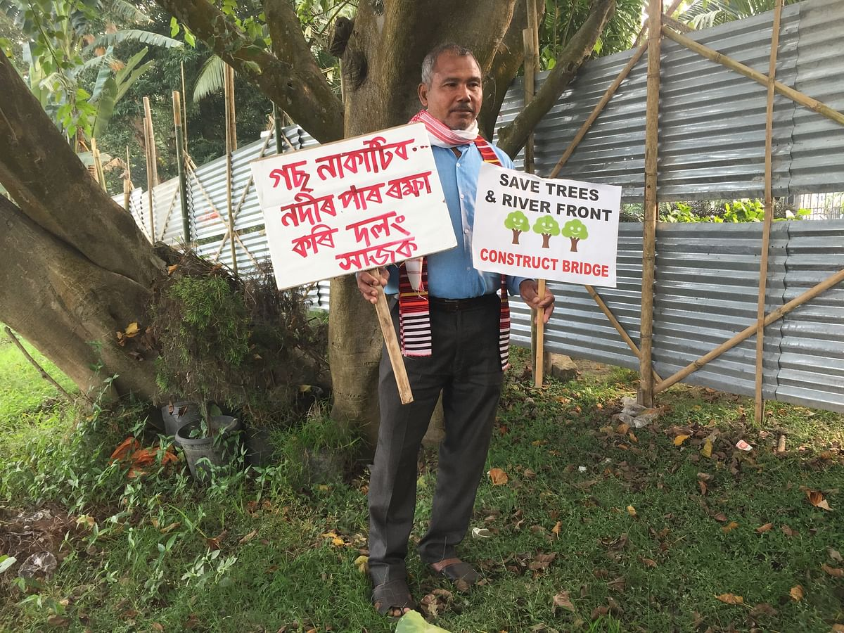 Assam's Aarey moment: Jadav Payeng opposes govt move to cut trees