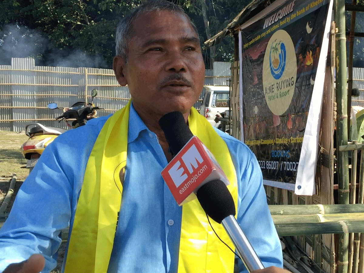Assam will face severe water crisis after 100 years: Jadav Payeng