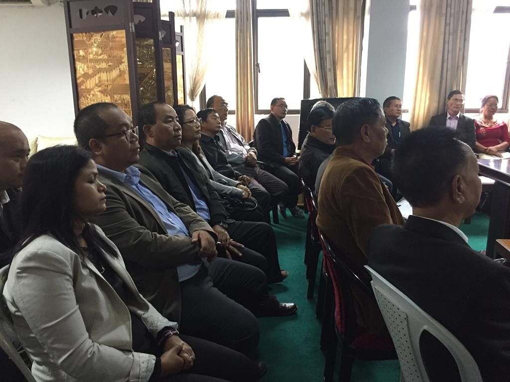 Reports from MSACS director Dr Lalthlengliani indicated that in 2018 alone, 2,557 cases of HIV/AIDS were detected, of which 843 were from Aizawl district alone