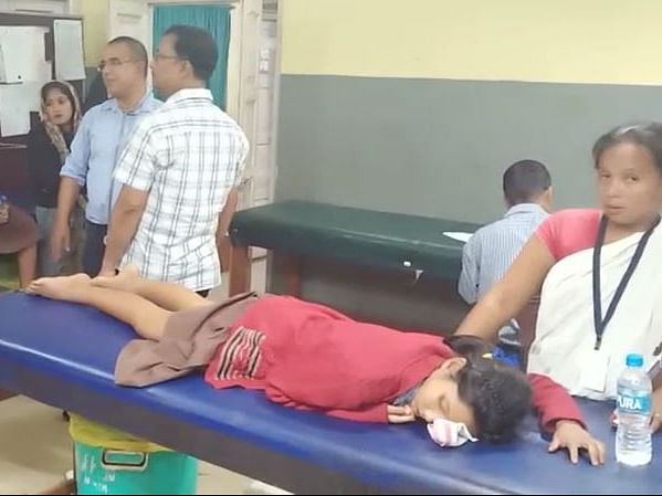 Assam: 82 students fall ill after having midday meal in Tinsukia