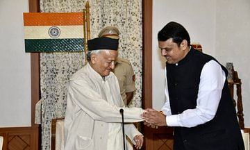 Devendra Fadnavis sworn in as Maharashtra CM, Ajit Pawar DCM