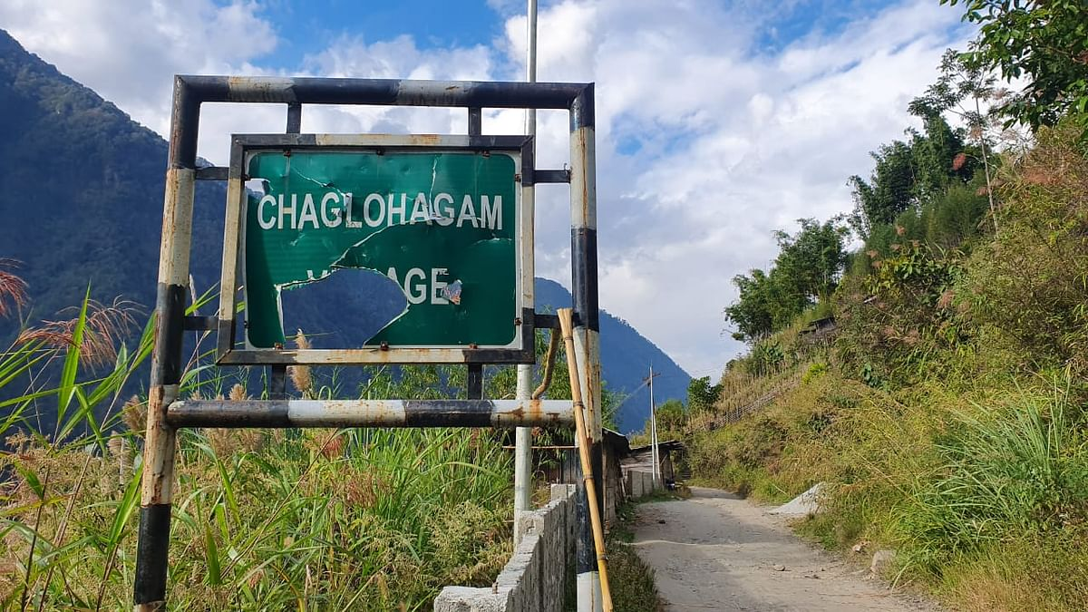 In order to strengthen forward areas of Arunachal Pradesh, an ambitious 9.5-km Border Roads Task Force road connecting remote Chaglagam village to Rocham in Anjaw district was sanctioned by the Union defence ministry in 2014