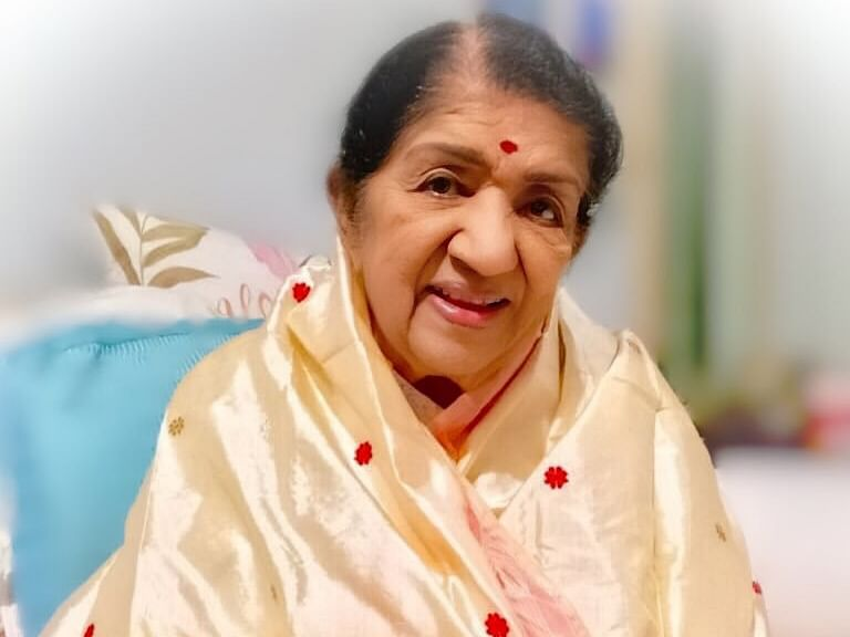Singer Lata Mangeshkar admitted to Mumbai hospital ICU, recovering