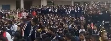 Brookside School in Shillong flowed with the melody of Ed Sheeran's famous number 'Perfect' during its Children's Day programme on Thursday